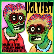 UGLYFEST POSTER